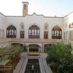 هتل خانه ایرانی در شهر کاشان
