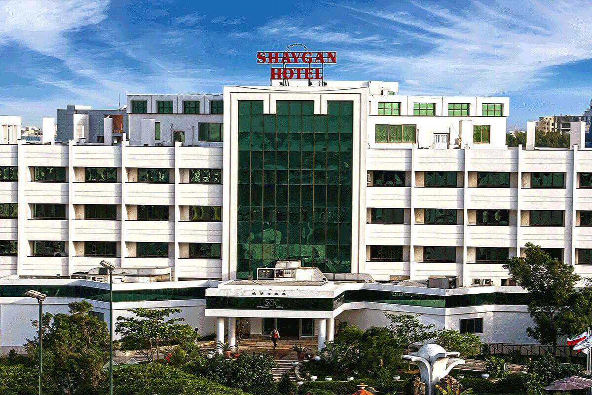 هتل ۵ ستاره زیبای شایگان در کیش
