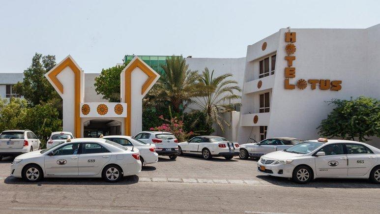 هتل لوتوس در کیش